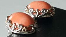 Yellow Gold Earrings Quality Detail! Nh New listing