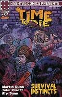 A TIME TO DIE ONE SHOT HASHTAG COMICS 2016