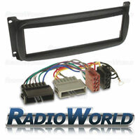 Jeep Cherokee Stereo Radio Fascia / Facia Panel Fitting KIT Surround ISO Adaptor