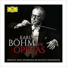 Karl Bohm - Complete Opera & Vocal Recordings [New CD] Boxed Set