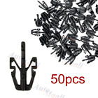 50pc Grille Clip Retainer For Mitsubishi ASX Galant Lancer Eclipse Expo MB153825