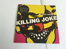 KILLING JOKE Loose Cannon CD single ZUMAD004 (digipak)