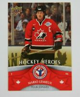 2013 National Hockey Card Day Mario Lemieux NHCD14