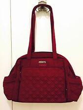 VERA BRADLEY MAKE A CHANGE BABY BAG (RAISIN) (NEW) RETAIL- $138