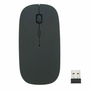 USB Wireless Optical Mouse Mice For Apple iMac Macbook Pro Air PC Desktop Laptop