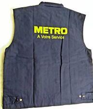 Alexandra Work Wear Blue Work  Bodywarmer Branded Metro A Votre Service BNIP