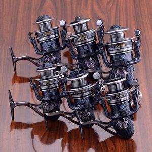 Spinning Reel Metal body Mix Drag 15kg Super Strength 12+1BB Fishing Reel AU