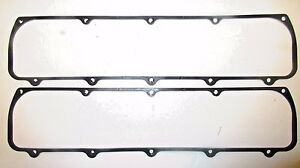 OLDSMOBILE RUBBER VALVE COVER GASKETS WITH STEEL INNER CORE  330,350,400,425,455