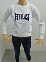 Maglione EVERLAST Donna taglia size M sweater woman maglia manica lunga p 5992