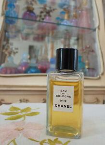 VTG 1970s Chanel No. 19 EDC 2 Oz 59ml ORIGINAL Formula w 10% Evaporation