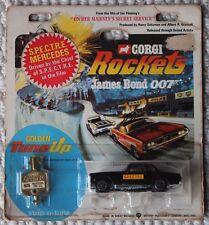 Corgi Rockets James Bond Mercedes OHMSS 928 spectre mercedes car mettoy