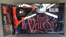 Official BULLET FOR MY VALENTINE Merchandise Roses Skull Totenkopf T-Shirt XL
