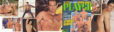 PLAYGIRL 11-98 NOVEMBER 1998 CAMPUS HUNKS HAIRY ELVIS MARIO LOPEZ! TOM VACCARO