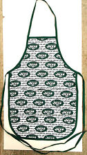 NFL New York Jets Fabric-Adult Apron-3 Pockets-One Size Pizazz Creations