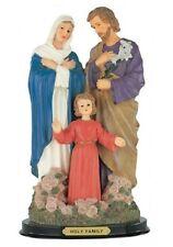 12 Inch Holy Family Jesus Christ Mary Joseph Statue Figure Figurine Religious