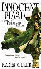 The Innocent Mage: Kingmaker, Kingbreaker Book 1, By Karen Miller,in Used but Ac