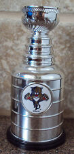 FLORIDA PANTHERS STANLEY CUP NHL TROPHY LABATT'S BLUE BEER FREE SHIP TO USA