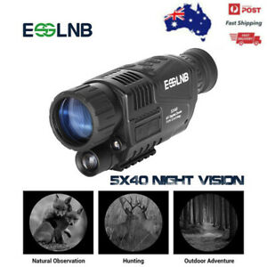 5X40 Night Vision Goggles Night Vision Scope Infrared IR Camera For Hunting