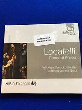 NEW Pietro Locatelli - Locatelli: Concerti grossi, Op. 1 (2016) CD