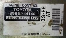 Toyota Nadia 89661-44140 3S-FE AT Ecu Ecm Oem Jdm used