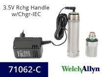Welch Allyn 71062-C POWER SOURCES 3.5V RCHG HANDLE W/CHGR-IEC Welch Allyn 220V