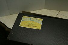 Vintage 1936 Milton Bradley Easy Money Board Game