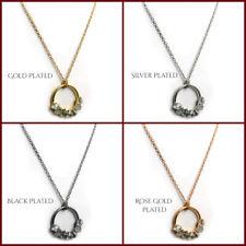 Natural Hamkimar Diamond Gemstone Chakra Healing Woman Fashion Pendant Necklace