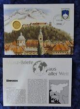 NUMISBRIEF-Slovenia/Slovenija-con 002 Lipe moneta - 1992