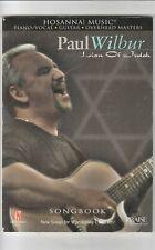 "Paul Willbur songbook ""Lion of Juddah"" Piano-Guitar-Vocal-Overhead Masters"