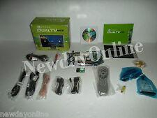 Nvidia DualTV MCE Remote TV Radio Tuner Video Capture Adapter 900-10259-0025-000