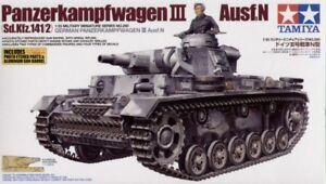 Tamiya 1/35 Panzer III Ausf N # 35290