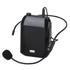 T9 Voice Amplifier LoudSpeaker FM Radio Recording+2.4G Wireless Mic for Teaching