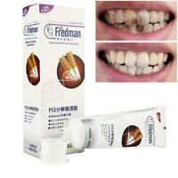 110g Bamboo Charcoal White Toothpaste Teeth Whitening Cleaning Hygiene Oral Care
