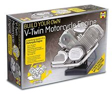 HAYNES MOTORCYCLE V-TWIN ENGINE KIT - BUILD YOUR OWN MODEL - IDEAL XMAS GIFT