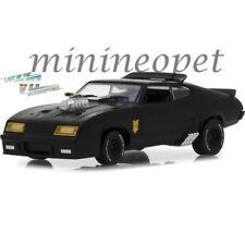 GREENLIGHT 86522 MAD MAX THE LAST INTERCEPTOR V8 1973 FORD FALCON XB 1/43 BLACK