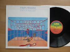 Philip Catherine – End Of August, GER 1982, LP, vinyle: M -