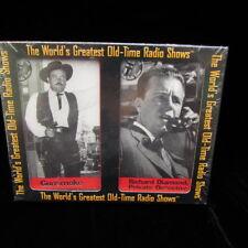 Worlds Greatest Old Time Radio Shows Gunsmoke Richard Diamond Private Detective