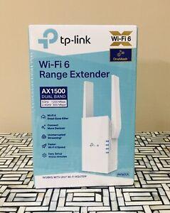 NEW TP LINK WIFI RANGE EXTENDER RE505X