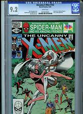 Uncanny X-Men #152  CGC 9.2 NM- 1981 Marvel Comics k21
