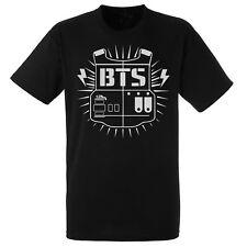 BTS Bomb Jacket T-Shirt Bangtan Boys K-Pop Unisex Tee Shirt