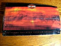 1999 Harley-Davidson Premium Sound System Owner's Owners Manual KIT w/ VHS Video