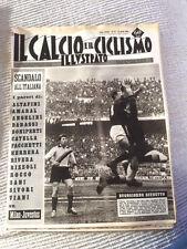 IL CALCIO E IL CICLISMO  ILLUSTRATO 1963 N° 15 Inter Primo in classifica   23/6
