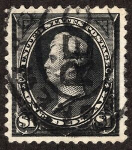 Scott 261, PF cert, EXTREMELY FINE appearance, very small thin (hard to detect!)