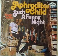 "Aphrodite's CHILD⚠️Unplayed 7""-1970-Such a Funny night/Annabella-mercury 6033007"