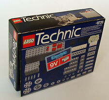 Lego® Technic 8720 - 9V Motor Set 57 Teile 7-16 Jahren - Neu