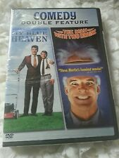 My Blue Heaven The Man With Two Brains Comedy Double Feature DVD, NEW AND SEALED