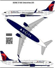 1/144 Boeing 737-800 Delta Airlines decal