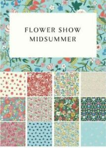 Liberty Of London Flower Show Midsummer NEW Collection Beautiful