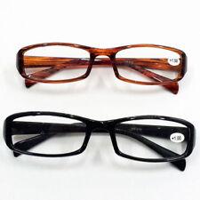 Unisex Reading Glasses Resin Lenses +1.00 1.50 2.00 2.50 3.00 3.50 4.00 Diopter