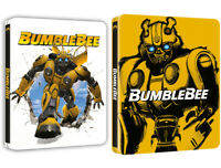 Bumblebee - 4K, Blu-ray Steelbook Korean Edition (2019) / UHD / Pick One!